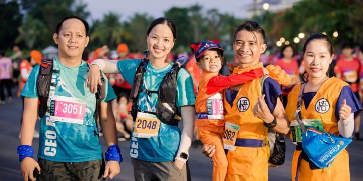 Marathon công ty tổ chức sự kiện chạy bộ chuyên nghiệp tại Cao Bằng