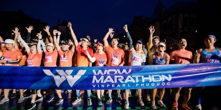 Công ty tổ chức giải chạy marathon chuyên nghiệp tại Điện Biên