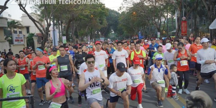Marathon công ty tổ chức sự kiện chạy bộ chuyên nghiệp tại Kiên Giang