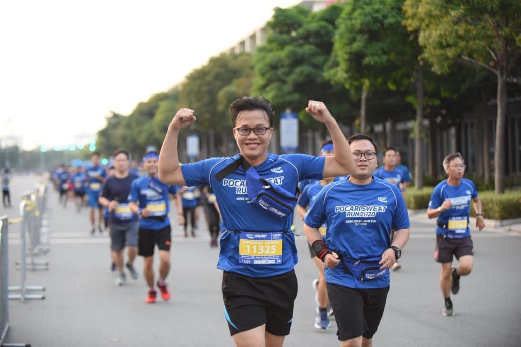 Công ty tổ chức giải chạy Marathon chuyên nghiệp 101