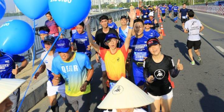 Marathon công ty tổ chức sự kiện chạy bộ chuyên nghiệp tại Đồng Nai