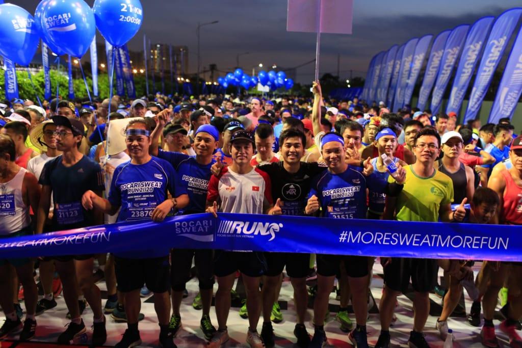 Công ty tổ chức giải chạy Marathon chuyên nghiệp 42