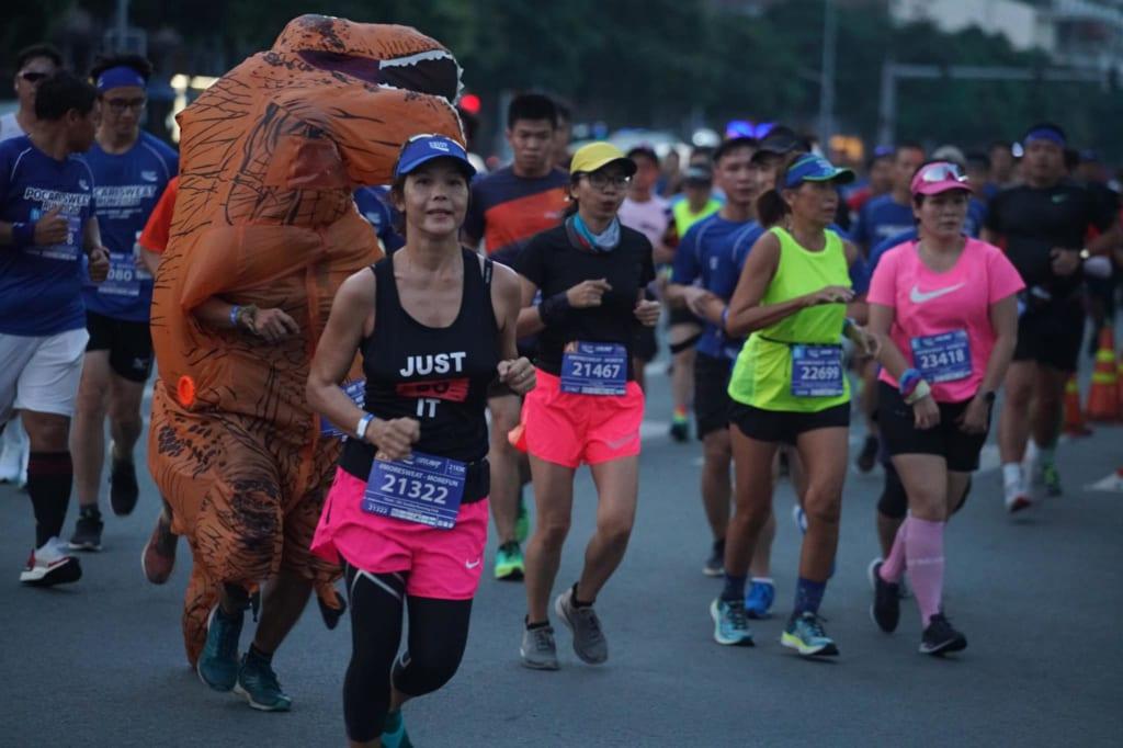 Công ty tổ chức giải chạy Marathon chuyên nghiệp 88