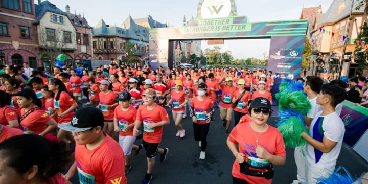 Công ty tổ chức giải chạy marathon chuyên nghiệp tại Lào Cai