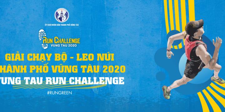 Giải chạy bộ Vũng Tàu Run Challenge 2020