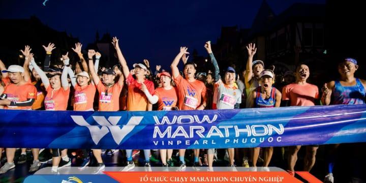 Tổ chức chạy marathon chuyên nghiệp tại TP. HCM