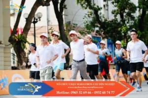 tổ chức giải chạy bộ marathon 11