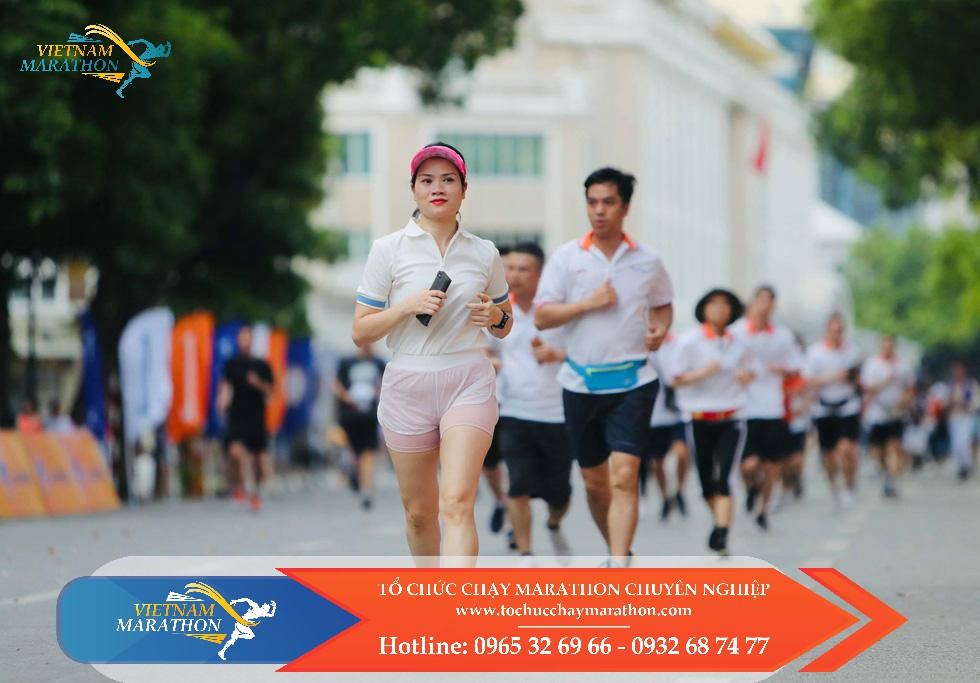 tổ chức giải chạy bộ marathon tại hcm 6
