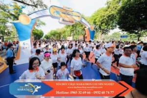 tổ chức giải chạy bộ marathon tại hcm 8