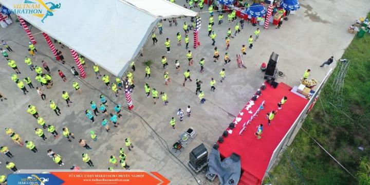 Tổ chức giải chạy marathon chuyên nghiệp tại Thái Nguyên