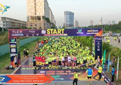 Tổ chức giải chạy marathon chuyên nghiệp tại Vĩnh Phúc