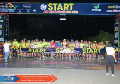 Tổ chức giải chạy marathon chuyên nghiệp tại Bà Rịa – Vũng Tàu