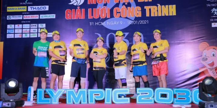 Công ty tổ chức giải chạy marathon chuyên nghiệp tại Ninh Bình