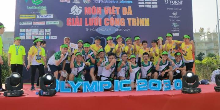 Tổ chức giải chạy marathon chuyên nghiệp tại Hồ Chí Minh