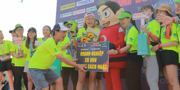 Công ty tổ chức giải chạy marathon chuyên nghiệp tại Quảng Bình